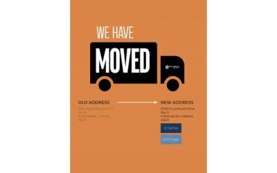 SmartFoam has a new address